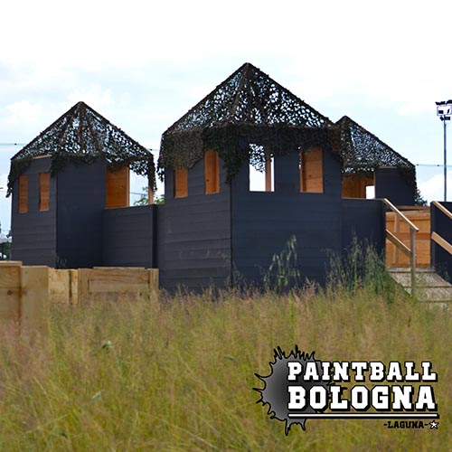 Paintball Bologna fortino