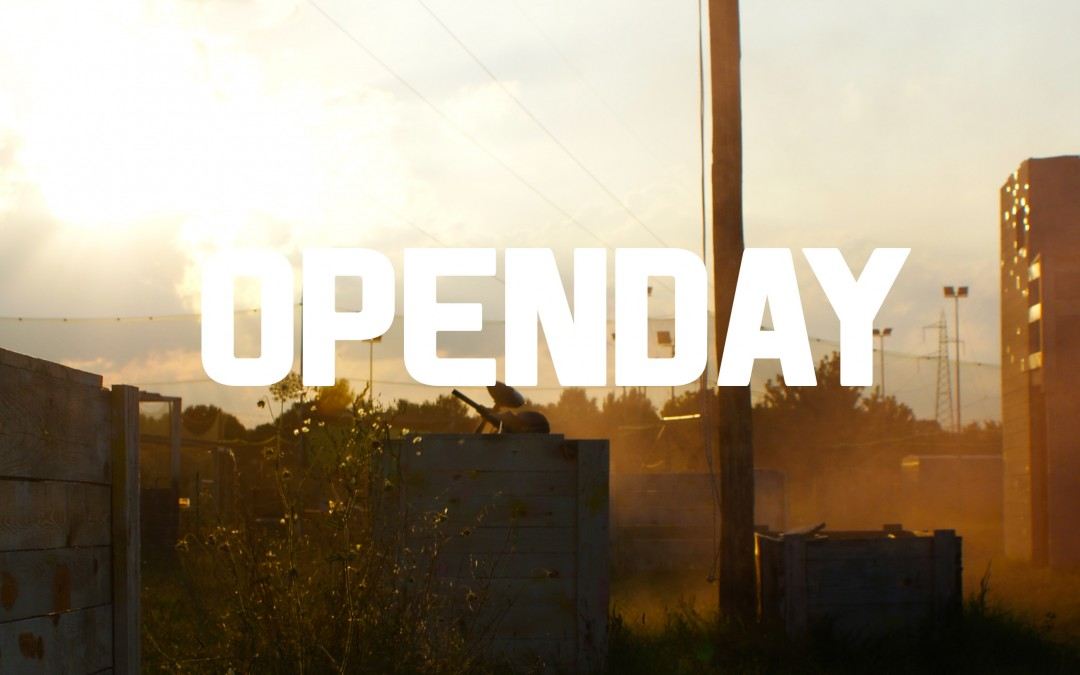 OPENDAY Paintball Bologna